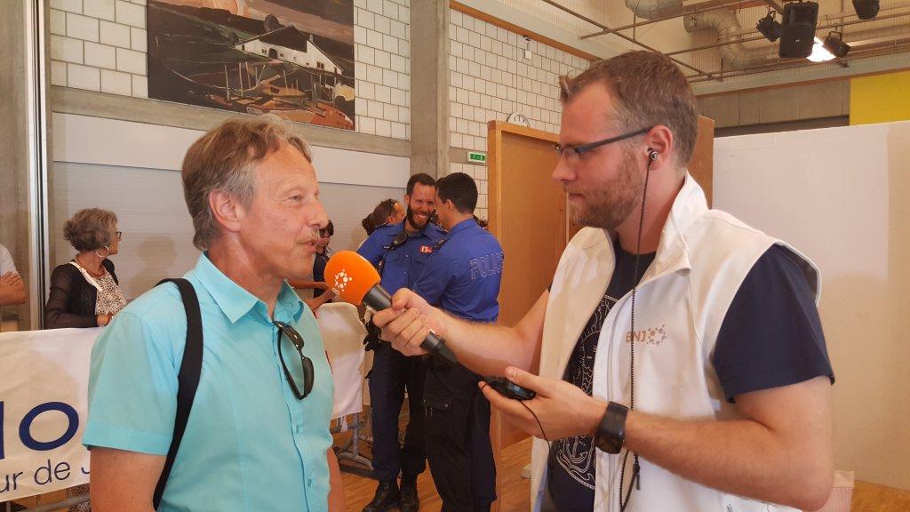 AUDIO : Michel Walthert, vice-chancelier du canton de Berne